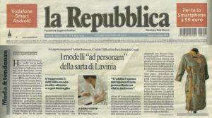 5. La Repubblica, Inaugurazione AB